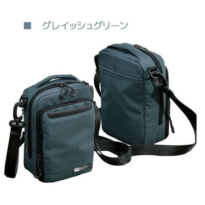 ショルダーバッグ  縦型ショルダーS NEOPRO KARUXUS 2-085 ポケット収納 撥水加工  カジュアル メンズ かばん カバン 鞄 プレゼント ギフト 父の日  送料無料 ideal-bag 10