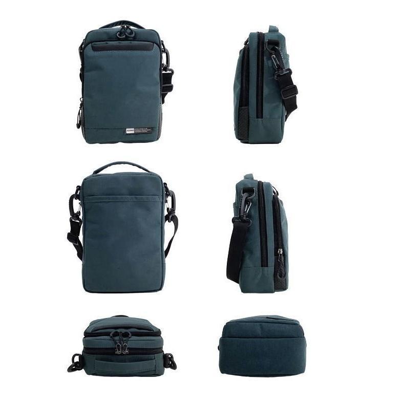 ショルダーバッグ  縦型ショルダーS NEOPRO KARUXUS 2-085 ポケット収納 撥水加工  カジュアル メンズ かばん カバン 鞄 プレゼント ギフト 父の日  送料無料 ideal-bag 11