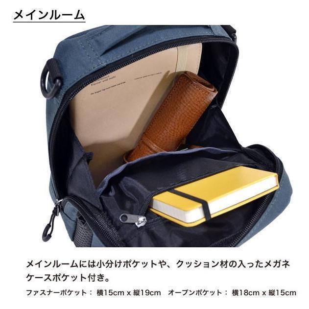 ショルダーバッグ  縦型ショルダーS NEOPRO KARUXUS 2-085 ポケット収納 撥水加工  カジュアル メンズ かばん カバン 鞄 プレゼント ギフト 父の日  送料無料 ideal-bag 04