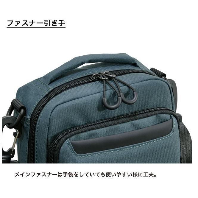 ショルダーバッグ  縦型ショルダーS NEOPRO KARUXUS 2-085 ポケット収納 撥水加工  カジュアル メンズ かばん カバン 鞄 プレゼント ギフト 父の日  送料無料 ideal-bag 07