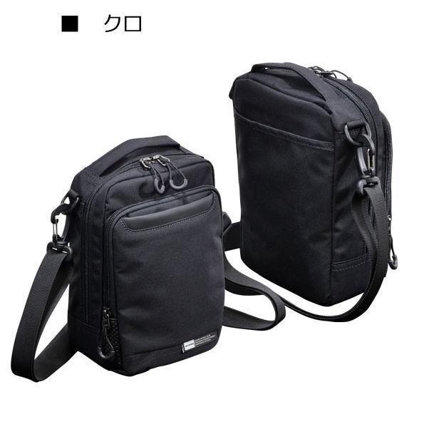 ショルダーバッグ  縦型ショルダーS NEOPRO KARUXUS 2-085 ポケット収納 撥水加工  カジュアル メンズ かばん カバン 鞄 プレゼント ギフト 父の日  送料無料 ideal-bag 08
