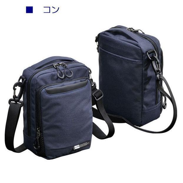 ショルダーバッグ  縦型ショルダーS NEOPRO KARUXUS 2-085 ポケット収納 撥水加工  カジュアル メンズ かばん カバン 鞄 プレゼント ギフト 父の日  送料無料 ideal-bag 09