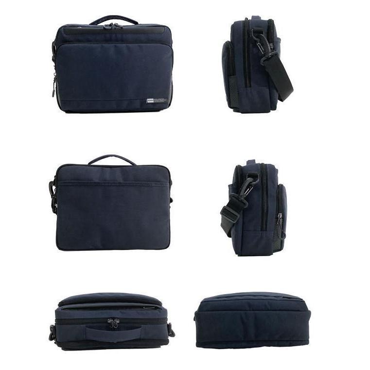 ショルダーバッグ  横型ショルダー NEOPRO KARUXUS 2-086 ポケット収納 撥水加工 超軽量  カジュアルスタイル メンズ かばん カバン 鞄 プレゼント 送料無料|ideal-bag|12