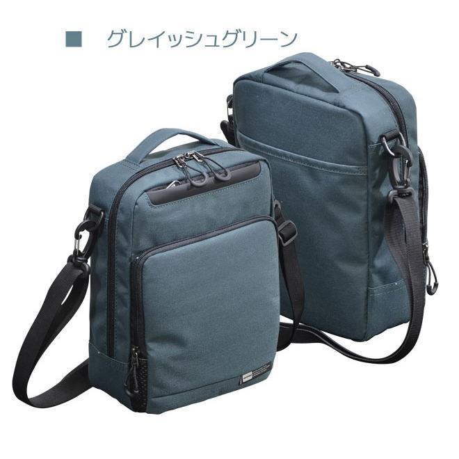 ショルダーバッグ  縦型ショルダー NEOPRO KARUXUS 2-087 ポケット収納 撥水加工 軽量 堅牢 メンズ かばん カバン 鞄 プレゼント ギフト 誕生日  送料無料|ideal-bag|11