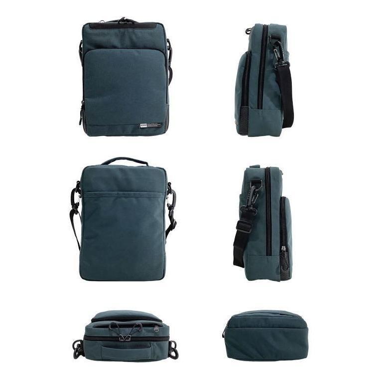 ショルダーバッグ  縦型ショルダー NEOPRO KARUXUS 2-087 ポケット収納 撥水加工 軽量 堅牢 メンズ かばん カバン 鞄 プレゼント ギフト 誕生日  送料無料|ideal-bag|12