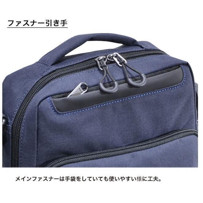 ショルダーバッグ  縦型ショルダー NEOPRO KARUXUS 2-087 ポケット収納 撥水加工 軽量 堅牢 メンズ かばん カバン 鞄 プレゼント ギフト 誕生日  送料無料|ideal-bag|08