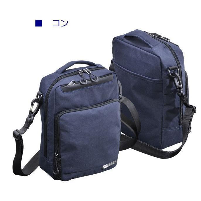 ショルダーバッグ  縦型ショルダー NEOPRO KARUXUS 2-087 ポケット収納 撥水加工 軽量 堅牢 メンズ かばん カバン 鞄 プレゼント ギフト 誕生日  送料無料|ideal-bag|10