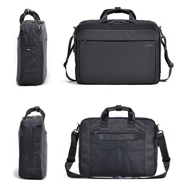 ビジネスバッグ 2Wayブリーフ NEOPRO Solar Drive 2-860 太陽光発電変換効率17%パネル搭載 ソーラーパネル  メンズ かばん カバン 鞄 プレゼント   送料無料 ideal-bag 17
