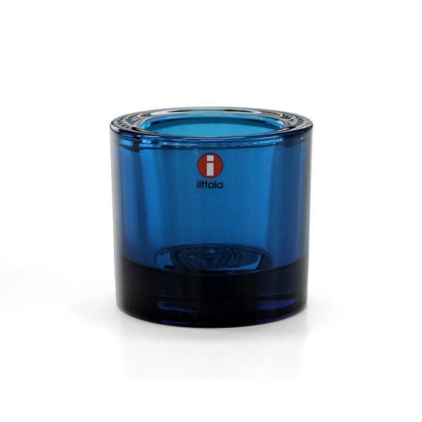 イッタラ キビ kivi アウトレットセール 特集 キャンドルホルダー ターコイズ 人気海外一番 ディープターコイズ 4629 60mm