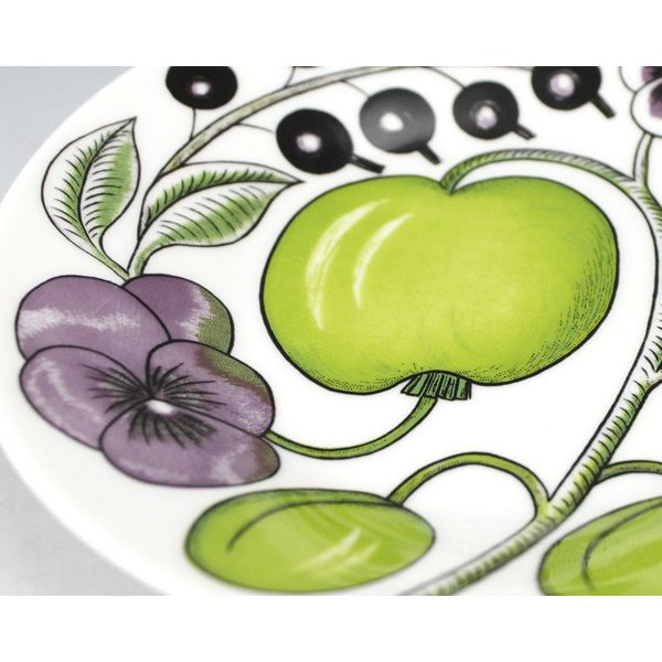 アラビア Arabia パラティッシパープル 8984 プレート/お皿 16.5cm(オ-ブンウェア特集) ideale 04