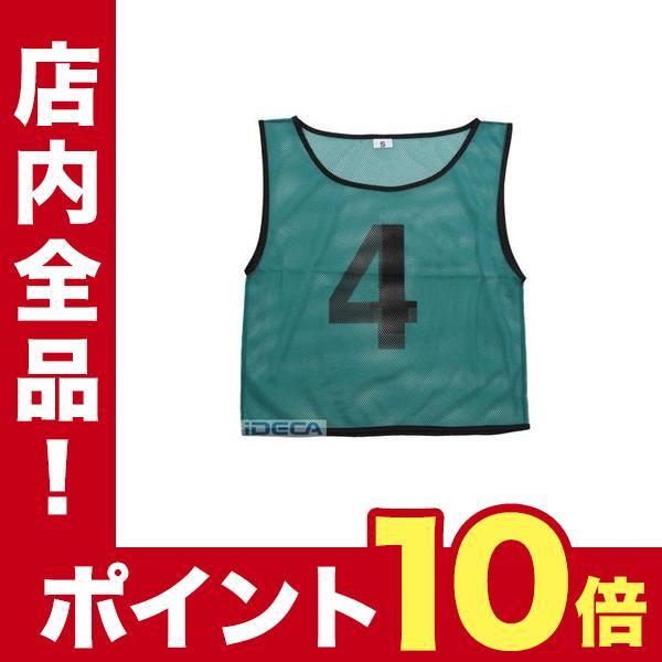 ER37477 チームベスト 大(1〜10) 緑 ポイント10倍