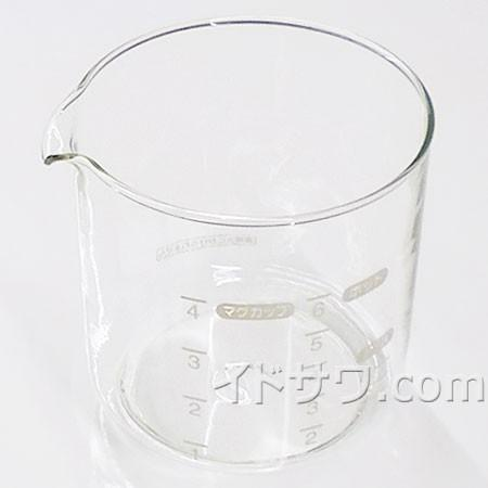 在庫あり 32319865 東芝 コーヒーメーカー用 ボトル TOSHIBA HCD-6MJ用 日時指定 メーカー純正 HCD-6LJ ガラス容器のみ※とっては別売 お気に入