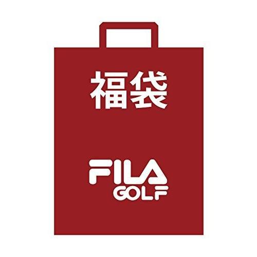 フィラ ゴルフ 福袋 6点セット レディース 798100 MIX 日本 L (日本サイズL相当)