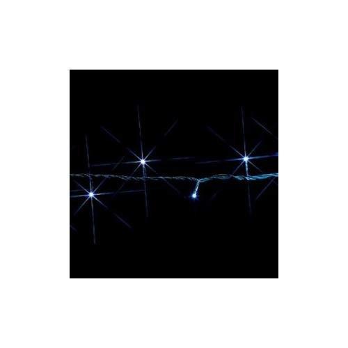 ジェフコム LEDルミネーション 連結タイプ LEDストリング 30m 単色 ホワイト SJ-E05-30WW