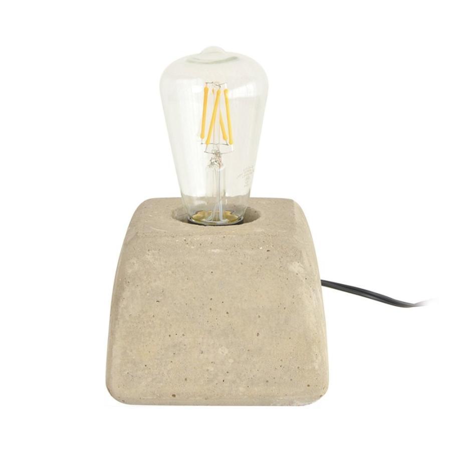 テーブルライト(エジソン球付) CONCE1 コンセ1 テーブルライト (CM58CM00) LEDレトロエジソン球付き LC10921 L