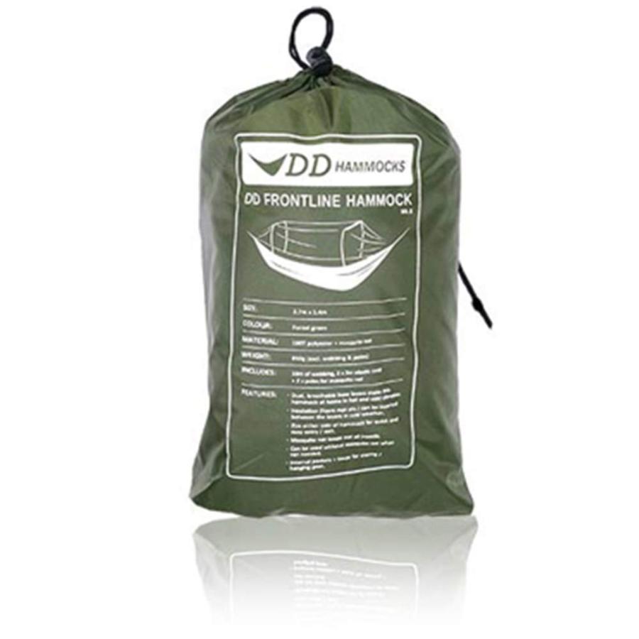 限定版DDハンモック DD Frontline Hammock - Forest green-Limited Edition フロントライン