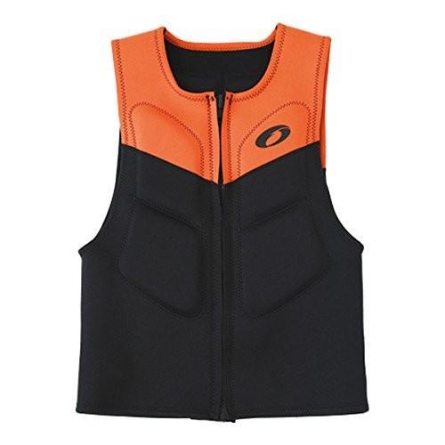 ON's(オンズ) ACTIV JACKET ブラック/ オレンジ XL Q300217