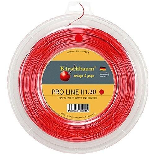 Kirschbaum(キルシュバウム) Pro Line II 赤 130-200m roll KB-PL-2-R レッド 130