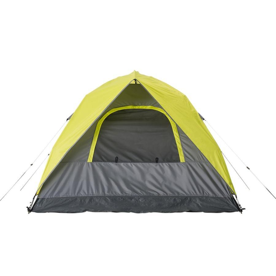 ロゴス(LOGOS) テント ROSY Q-TOP サンドーム M 2~3人用 ハーフフライ タイプ キャリーバッグ付き