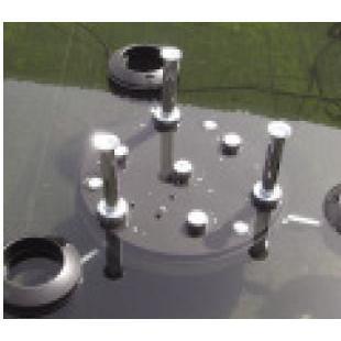 グローベン C40TA930W 噴水ユニット フロート付 60HZ H550 W760