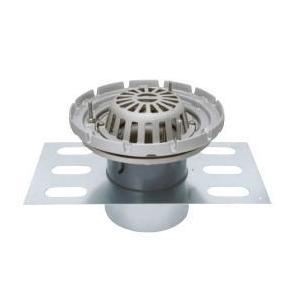 カネソウ EDSSRW-1-50 ステンレス鋳鋼製ルーフドレン EDSSRW-1 呼称 50mm ( 2インチ )