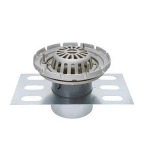 カネソウ EDSSRW-2-50 ステンレス鋳鋼製ルーフドレン EDSSRW-2 呼称 50mm ( 2インチ )