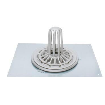 カネソウ ESSP-6-75 ステンレス鋳鋼製ルーフドレン ESSP-6 呼称 75mm ( 3インチ )
