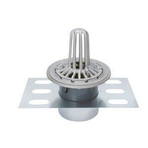 カネソウ EDSSP-2-150 ステンレス鋳鋼製ルーフドレン EDSSP-2 呼称 150mm ( 6インチ )