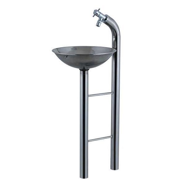 宝泉製作所 SENSUI 泉水 WATER POST 346G 水栓柱 スタイリッシュモダン スリムライン クラウン+1