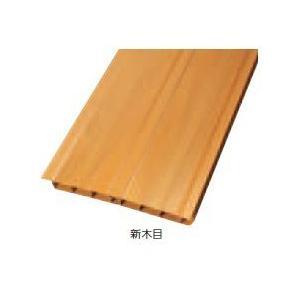 タキロン デッキ材 中空形 新木目 180×3650 5本入 ※ 【個人宅配送不可】
