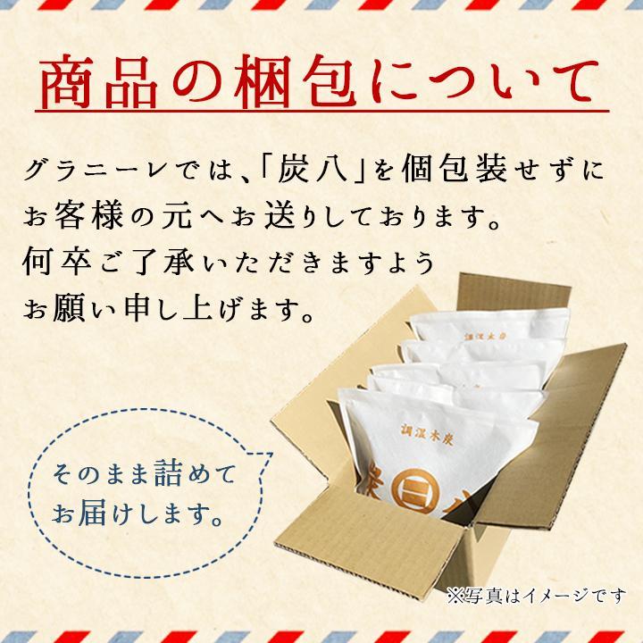 除湿 消臭 炭八 スマート小袋 1袋 乾燥剤 結露 湿気 カビ予防 補聴器 保管 mb|iekarari|13