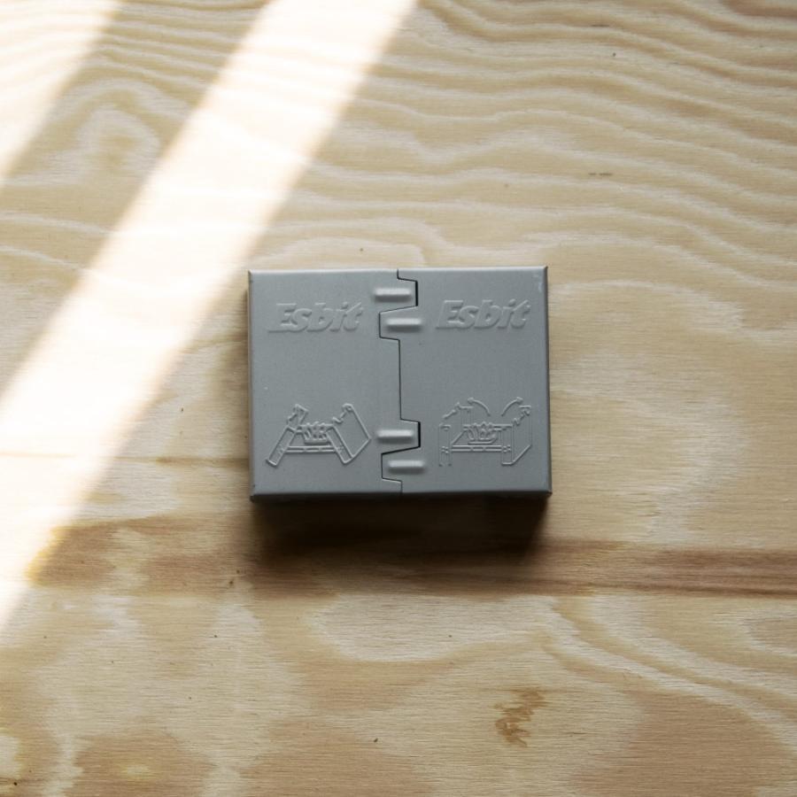 esbit エスビット ポケットストーブ コンパクト 固形燃料|ienolabo|03