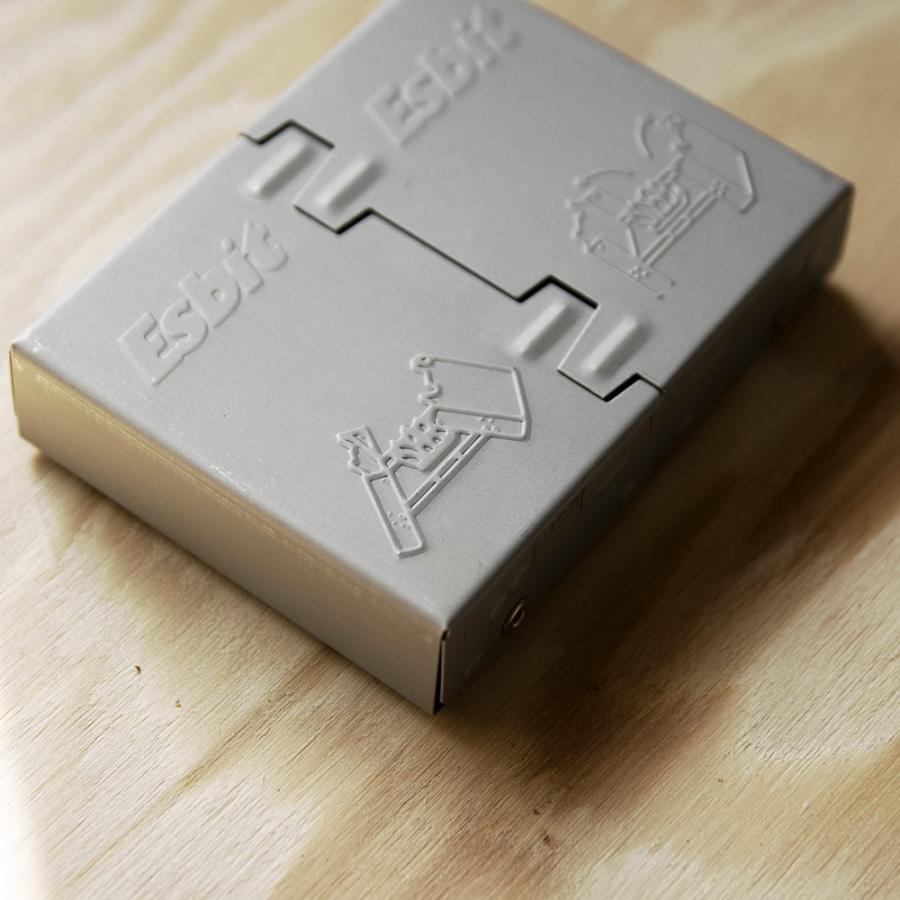 esbit エスビット ポケットストーブ コンパクト 固形燃料|ienolabo|07