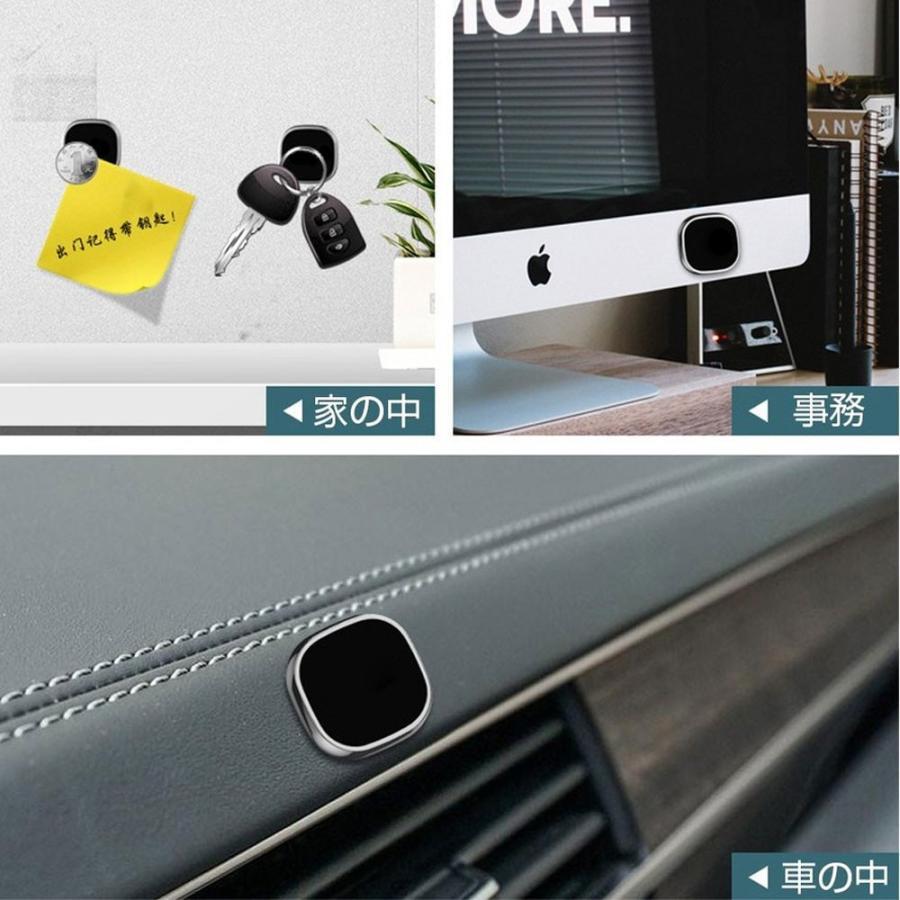 スマホホルダー 車 車載 マグネット 車載ホルダー iPhone スマホ ダッシュボード Android スマホスタンド 磁石 携帯ホルダー|igenso|02