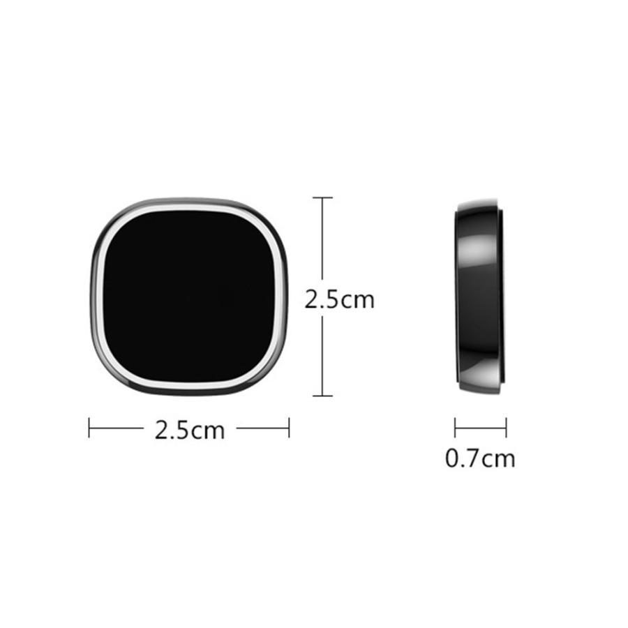 スマホホルダー 車 車載 マグネット 車載ホルダー iPhone スマホ ダッシュボード Android スマホスタンド 磁石 携帯ホルダー|igenso|14