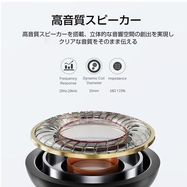 ワイヤレスイヤホン ブルートゥースイヤホン プレゼント 32時間連続再生 片耳 超長待機 最高音質 ヘッドセット ハンズフリー|igenso|05