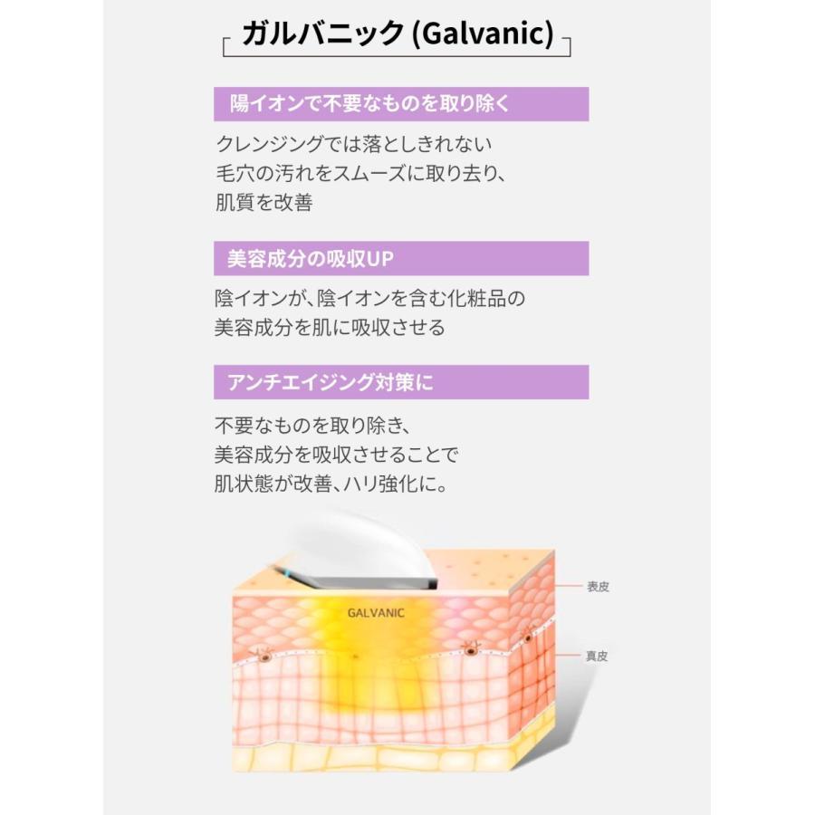 美顔器 プラズマ+ガルバニック プラニック(PLANIC)|igms-store|18