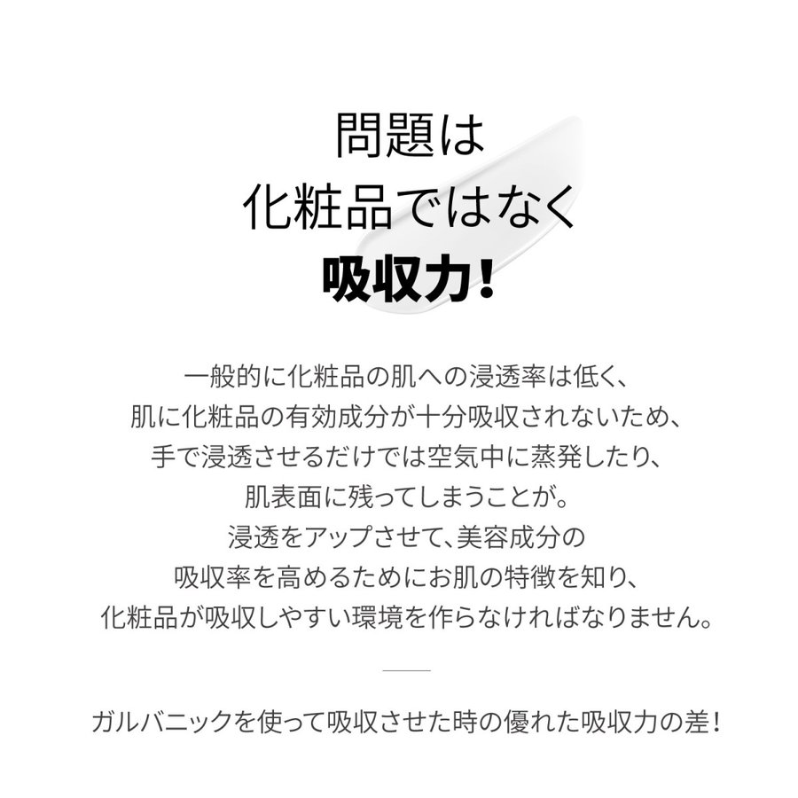 美顔器 プラズマ+ガルバニック プラニック(PLANIC)|igms-store|10