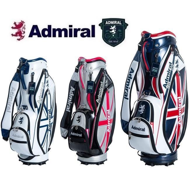 驚きの値段で アドミラル ゴルフ キャディバッグ Admiral ADMG9FC4 Golf オーセンティック スポーツ ゴルフ キャディバッグ ADMG9FC4 2019年秋冬モデル, イワムロムラ:7ce7095b --- airmodconsu.dominiotemporario.com