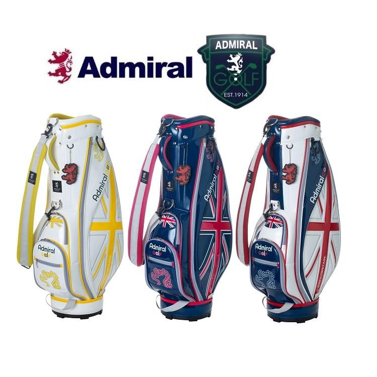 アドミラル ゴルフ Admiral Golf ライトウェイト スポーツ UNI キャディバッグ 2019 ADMG9SC3