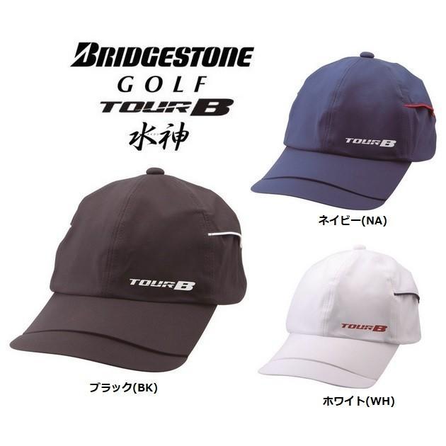 ブリヂストン ゴルフ メンズ レインキャップ TOUR B 水神 CPG916 BRIDGESTONE GOLF 帽子 ignet2018