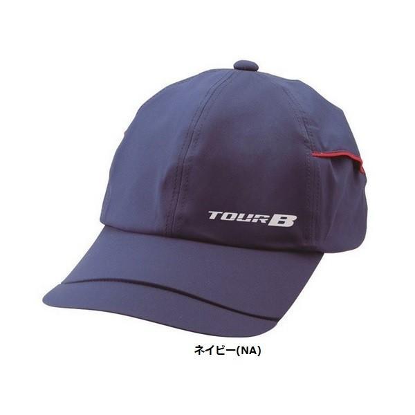 ブリヂストン ゴルフ メンズ レインキャップ TOUR B 水神 CPG916 BRIDGESTONE GOLF 帽子 ignet2018 02