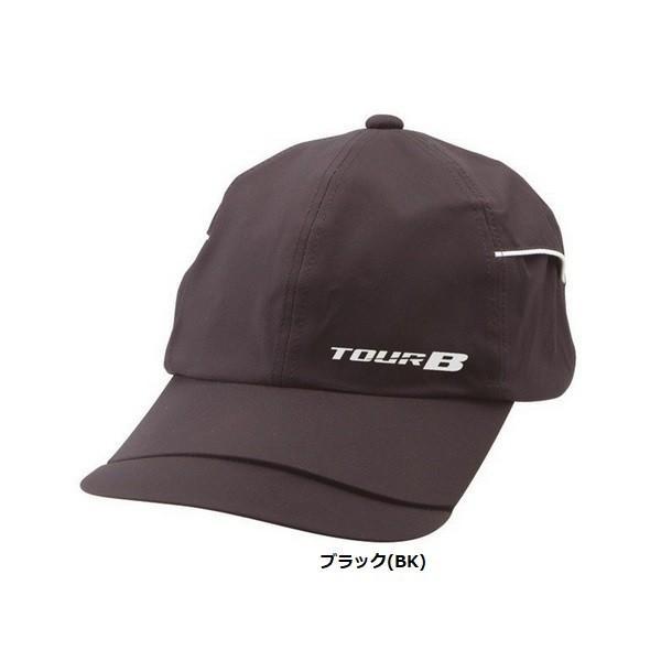 ブリヂストン ゴルフ メンズ レインキャップ TOUR B 水神 CPG916 BRIDGESTONE GOLF 帽子 ignet2018 04