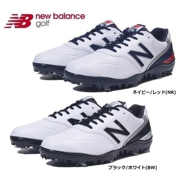 ニューバランス ゴルフシューズ MG996 V1 ソフトスパイク 紐タイプ 2019年春夏モデル 日本正規品 New Balance Golf