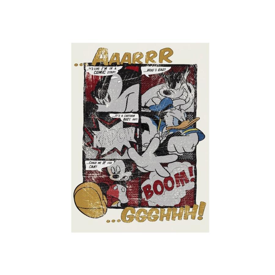 壁紙 おしゃれな輸入壁紙 クロス 紙 ドイツ製 4 421 Mickey S Great