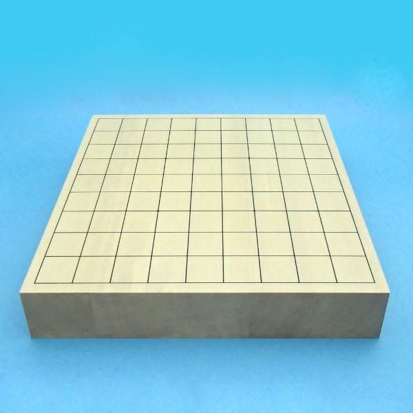 木製将棋盤 新かや2寸卓上接合将棋盤 竹