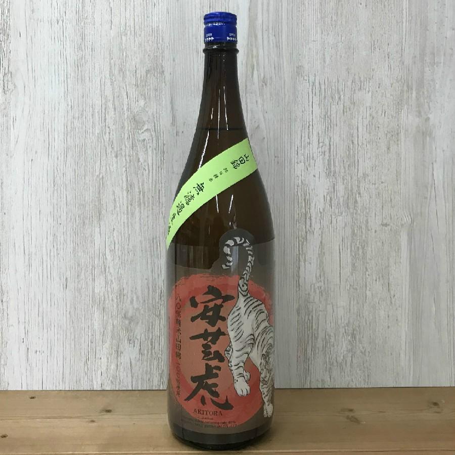日本酒 高知 安芸虎 山田錦80% 純米 無濾過生酒 1800ml (新特) igossou-sakaya 02