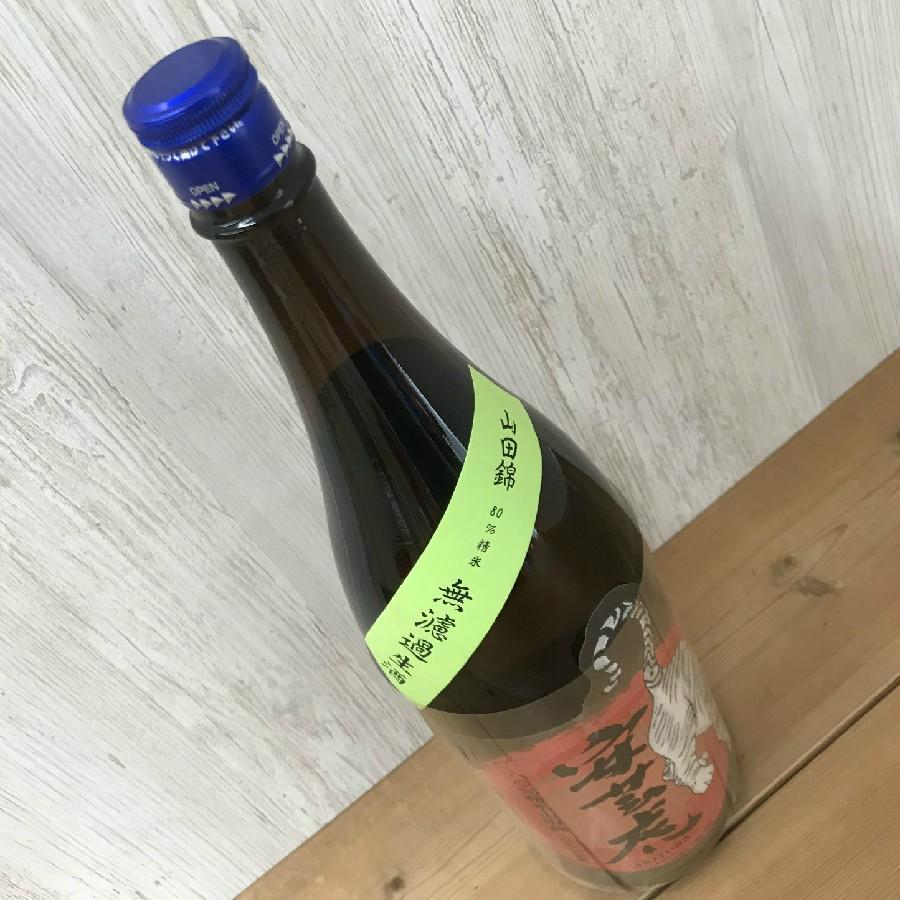 日本酒 高知 安芸虎 山田錦80% 純米 無濾過生酒 1800ml (新特) igossou-sakaya 05