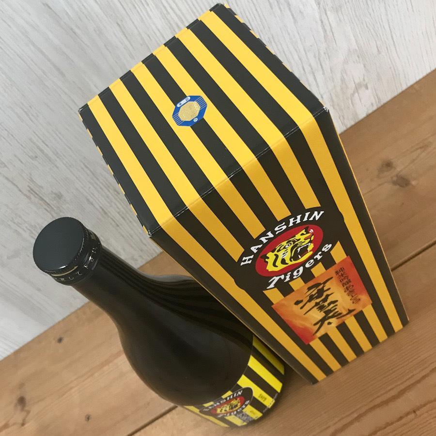 日本酒 高知 安芸虎 純米吟醸 タイガースラベル 720ml (お歳 暮 冬ギフト お年賀)|igossou-sakaya|04