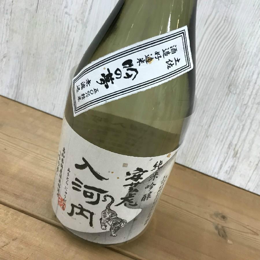日本酒 高知 安芸虎 純米吟醸 入河内 無濾過  720ml (父の日)|igossou-sakaya|03